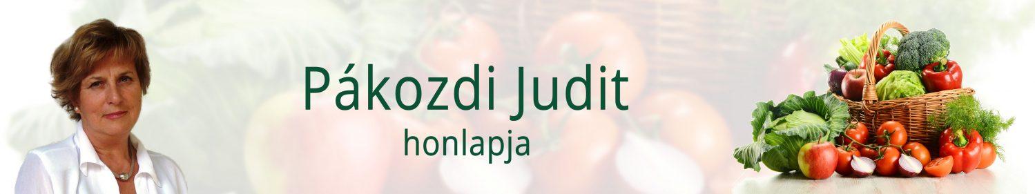 Pákozdi Judit honlapja